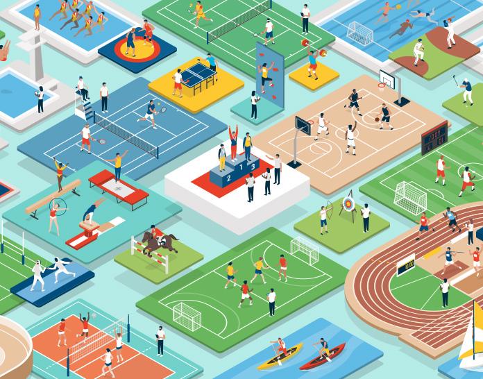 « Le sport porte en lui le tout de la société ».