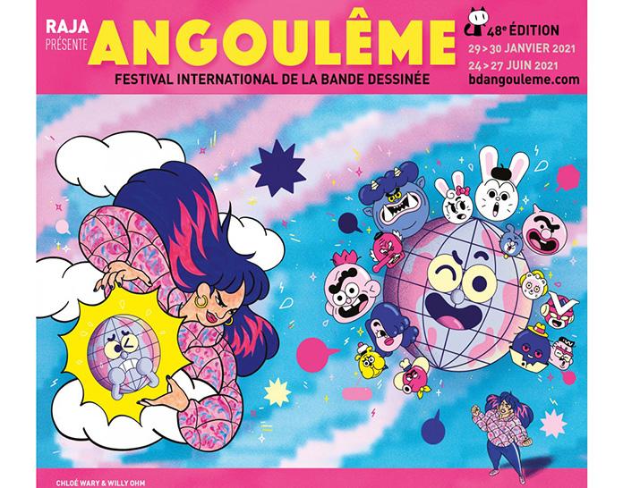 Spécial Festival International de la Bande dessinée d'Angoulême 2021