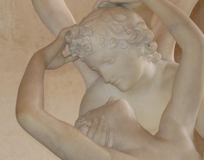 L'amour dans l'art : les couples mythiques