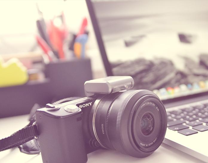 Objectif : photographe !