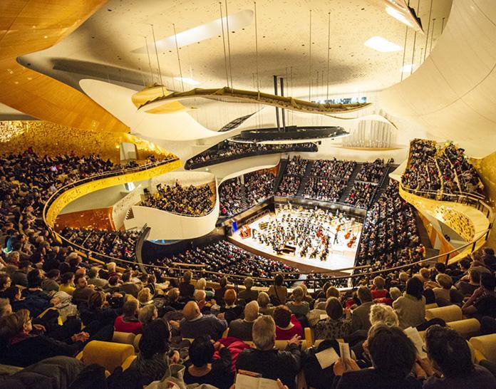 Les concerts de La Philharmonie de Paris