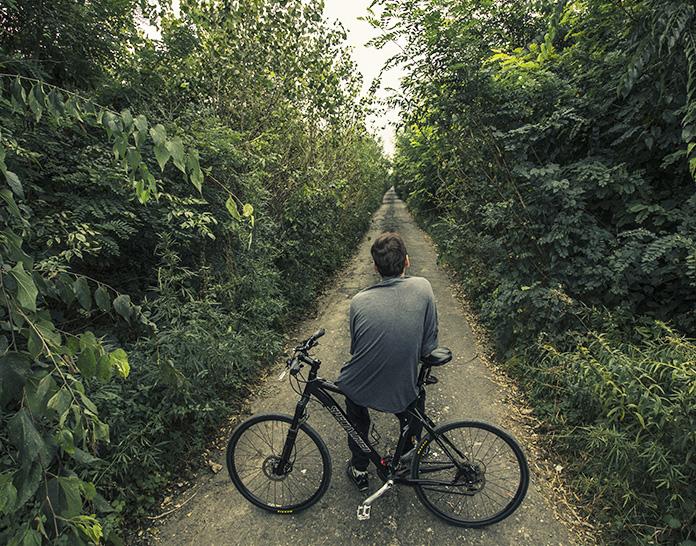 De la philo à vélo