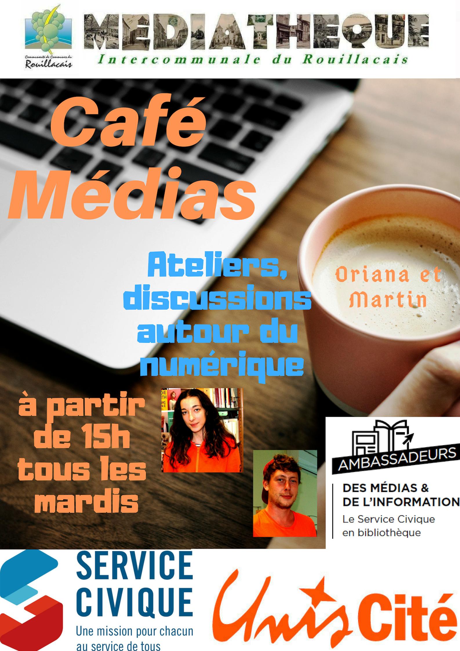 Café médias |